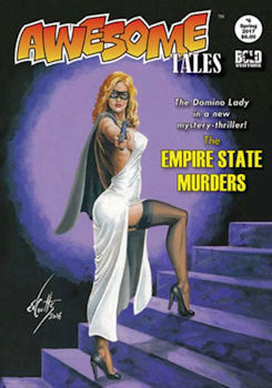Awesome Tales #6 Cover
