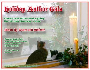Author Gala Cover