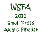 WSFA Small Press Award Finalist