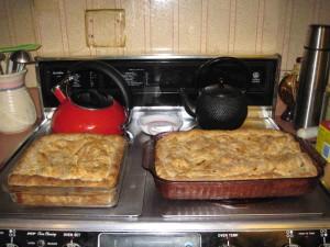 Christnas Eve Pies