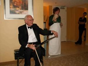 Ken Harrison & Mary Robinette Kowal